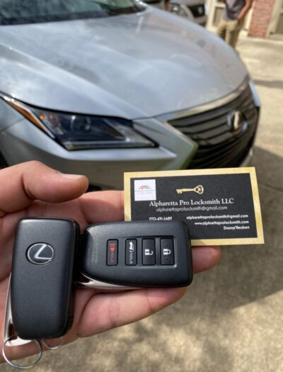 Automotive locksmith services in Alpharetta from a local small business. Contact Alpharetta Pro Locksmith for all of your car services including vehicle lockouts.